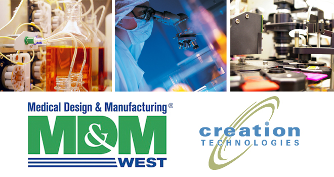 MD&M West brings together some of hte best and the brightest minds in the Medical Industry. In 2013, the show takes place in Anaheim, CA from February 12-14.