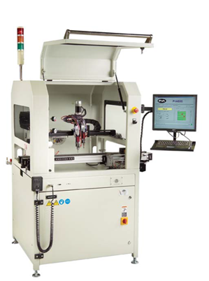 PVA Selective Coating Automated Dispensing System