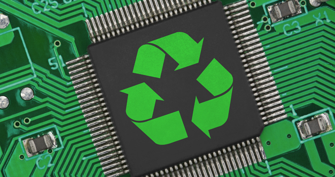 Electronics Design for Environment
