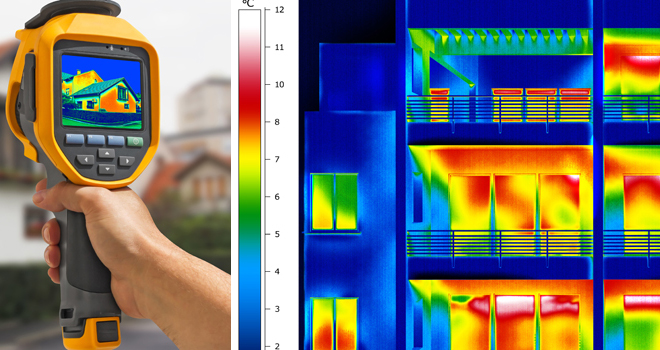 Thermal and heat signatures provide a world of information and save lives.