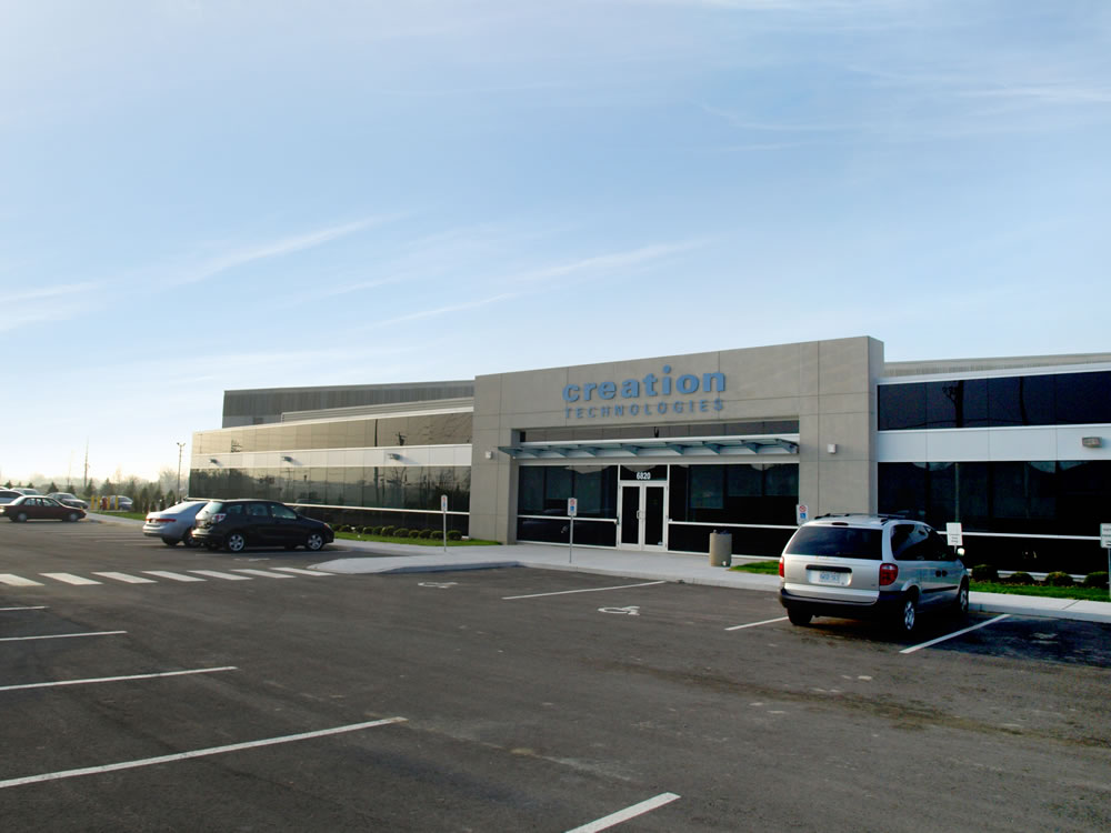 Mississauga Manufacturing Facility Creation Technologies Lp