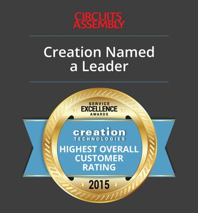 Creation Named A Leader