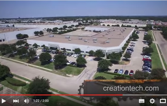 Creation Technologies Dallas Electronics Manufacturing