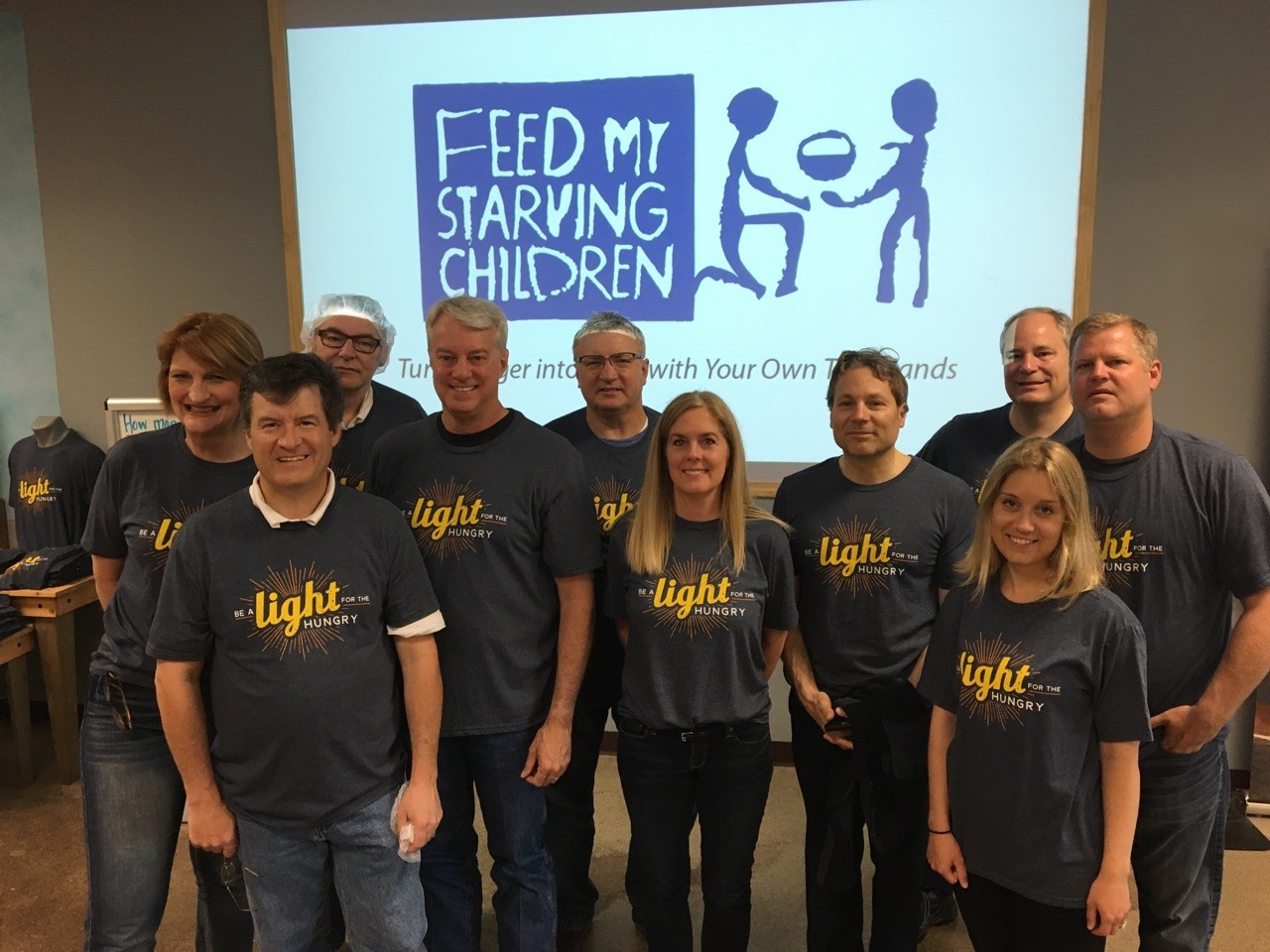 Mixing Business and Pleasure: Creation's Central Business Development Team Gives Back