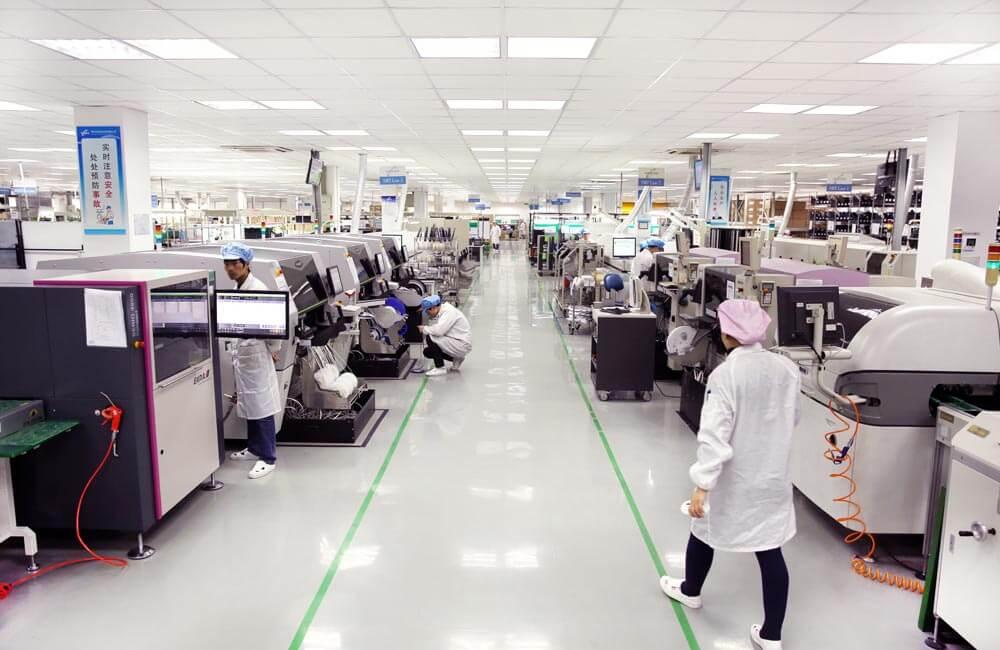creation technologies changzhou manufacturing facility
