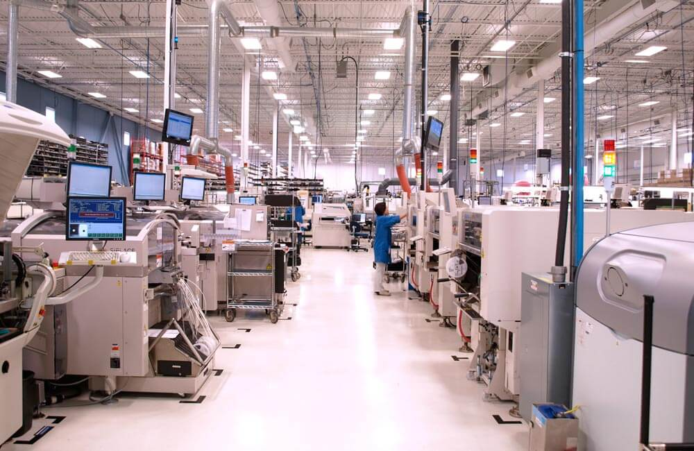 creation technologies mississauga manufacturing facility