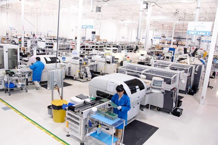 creation technologies toronto manufacturing facility